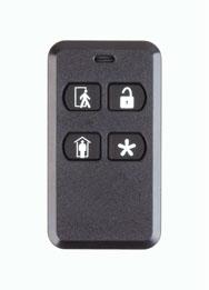 4-button key remote