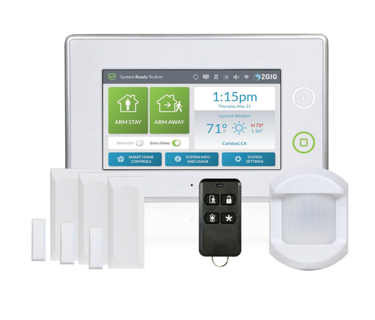home security systems harlingen tx